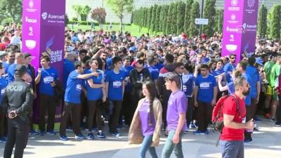 Yarı maratonda Türk sporcular dereceye girdi - BAKÜ