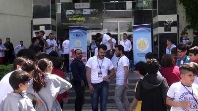 '1. Uluslararası Robot Yarışması' - DİYARBAKIR