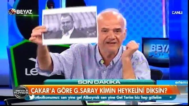 ahmet cakar - Ahmet Çakar: Şampiyonlukta Selahattin Aydoğdu etkili