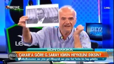 Ahmet Çakar: Şampiyonlukta Selahattin Aydoğdu etkili
