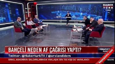 devlet bahceli - AK Parti kulislerinde af konuşuldu mu?