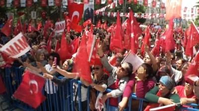 """CHP'nin Cumhurbaşkanı adayı Muharrem İnce: """"Ben nasıl gariban kaldım, o nasıl zengin oldu ben de onu anlayamadım"""""""
