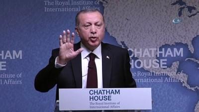 """- Cumhurbaşkanı Erdoğan'dan Kudüs açıklaması - 'İnsan insanın kurdudur sözünü haklı çıkaran bir tablo ile karşı karşıyayız"""" - """"Amerika, Ortadoğu barış sürecinde arabuluculuk rolünü yitirmiştir"""""""
