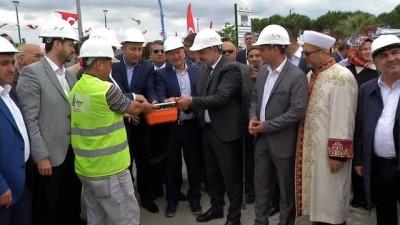 Esenyurt Belediye Başkanı Alatepe: 'Gönül coğrafyamızı ölçecek metre yok'
