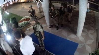 İBB'yi işgal davasında sanığın savunmasına mahkeme başkanından tepki