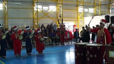 'Kemanlı mehter orkestrası'nın turne hedefi - ANKARA