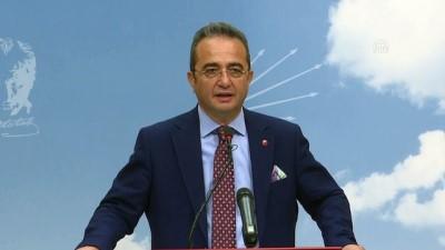 Tezcan: '(Kılıçdaroğlu'nun aday olacağı il) Sayın genel başkanımızın kendi kararıdır' - ANKARA