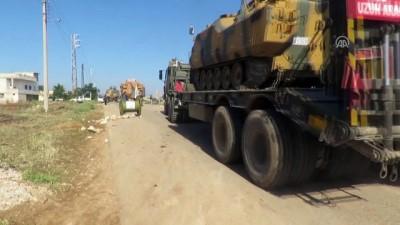 TSK İdlib'de 11'inci ateşkes gözlem noktasını kurdu (2) - İDLİB