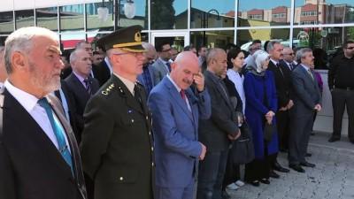 teror saldirisi - Afrin şehidinin adı SGK binasına verildi - KARABÜK