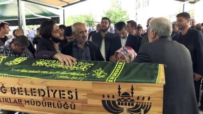 AK Parti Elazığ Gençlik Kolları Başkan Yardımcısı Ataş'ın vefatı