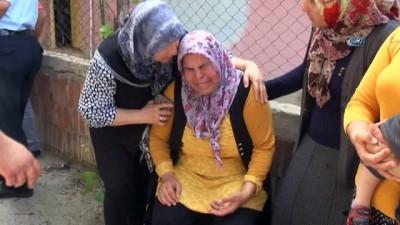 Bağımlı genç üvey annesinin evini yaktı