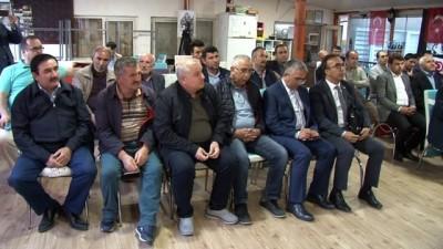 Başkan Vidinel, Sivas'ta hemşehrileriyle buluştu