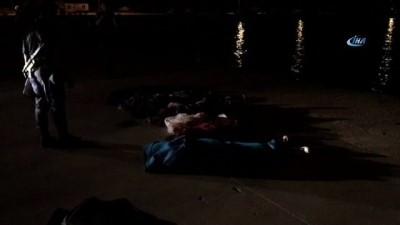 Çanakkale'de göçmenleri taşıyan fiber tekne battı: 7 ölü