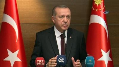 """yardim kampanyasi -  - Cumhurbaşkanı Erdoğan: """"İsrail bir terör devletidir"""""""