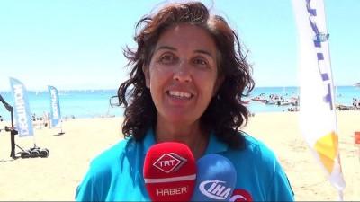 Geleceğin yelkencileri Türkiye Şampiyonası için Didim'de