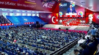 Hisarcıklıoğlu: 'Türkiye'yi bu coğrafyanın girişimcilik üssü yapmalıyız' - ANKARA
