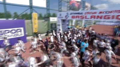 İstanbul Çocuk Maratonu rekora koştu