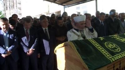 Kazada hayatını kaybeden AK Partili Ataş, son yolculuğuna uğurlandı