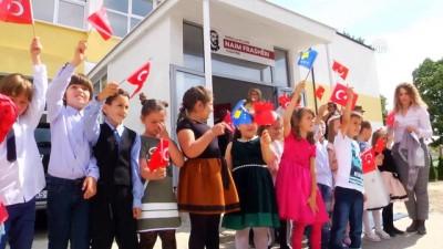 KFOR Türk Temsil Heyeti Başkanlığından eğitime destek - VIÇITIRIN