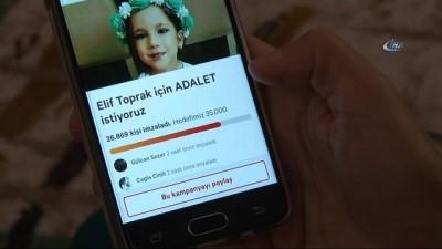 - Minik Elif için 25 bin imza toplandı