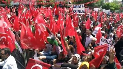 """Muharrem İnce: """" ABD ve İsrail Müslümanlara zulmediyor. Türkiye bu duruma seyirci kalmaz, kalmamalıdır"""""""