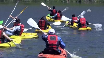 Perşembe Yaylası'nda kano festivali - ORDU