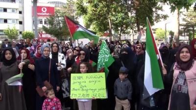 Şehit Filistinliler için gıyabi cenaze namazı - ELAZIĞ
