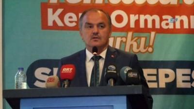 - Türkiye'nin en büyük Tematik Kent Orman Projesi hayata geçiyor