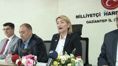 Yeşim Banak MHP'den aday adaylığını açıkladı