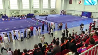 17. Avrupa Wushu Şampiyonası - Ceylin Çokhamur, Avrupa Şampiyonu oldu - MOSKOVA