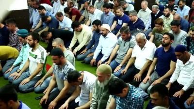 Azerbaycan'da ilk teravih namazı kılındı - BAKÜ