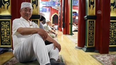 Çin'de ilk teravih namazı - PEKİN