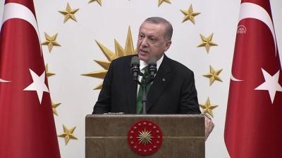 Cumhurbaşkanı Erdoğan: 'Biz İsrail zulmüne rıza göstermeyeceğiz' - ANKARA