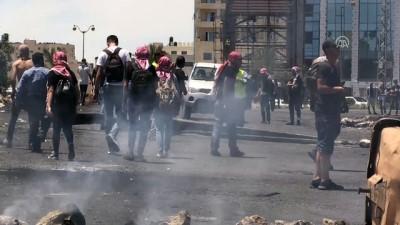 İsrail askerleri Batı Şeria'daki gösterilere müdahale etti - RAMALLAH