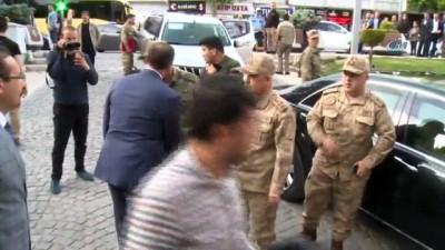 - Jandarma Genel Komutanı Çetin Elazığ'da