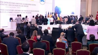 KEİPA 25. Yıldönümü: Meclis Başkanları Zirvesi - İSTANBUL