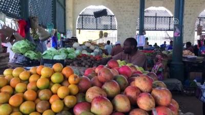 Kenya'nın tarihi kentinde ramazan hazırlığı - MOMBASA