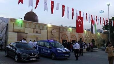 Kudüs'ün manevi atmosferi Sultangazi'ye taşındı