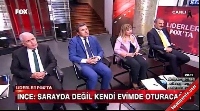 kemal kilicdaroglu - Muharrem İnce: Kaybedersem Kılıçdaroğlu'na rakip olmam