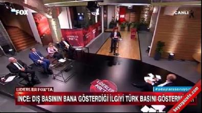 Muharrem İnce yine tehdit etti: TRT'yi yerle yeksan edeceğim
