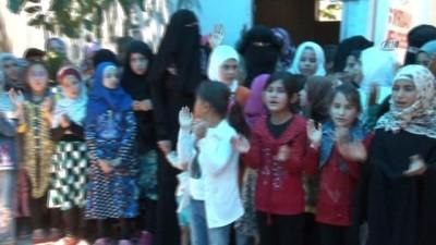 - Suriye'ye Ramazan Yardımı - 500 Bin Kişiye Yardım Ulaştırılacak