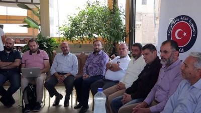 TİKA'dan Kudüslülere ramazan yardımı - KUDÜS