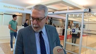 Washington Büyükelçisi Serdar Kılıç, Türkiye'ye döndü