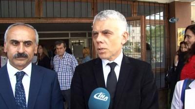 Avrupa Komisyonu Genel Direktör Yardımcısı Popowski, Suriyeli çocukların okullarını ziyaret etti