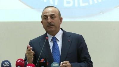Çavuşoğlu: 'Bağımsız bir soruşturma mekanizmasının kurulması için çalışıyoruz' - KONYA