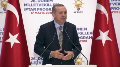 Cumhurbaşkanı Erdoğan: 'Sen bu asrın Nene Hatunusun, Şerife Bacısısın' - ANKARA