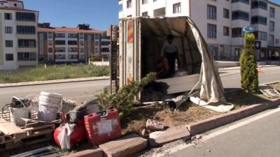 Elazığ'da iki ayrı kaza: 10 yaralı