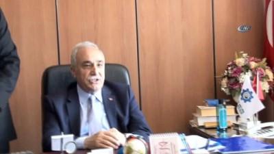 Gıda Tarım ve Hayvancılık Bakanı Ahmet Eşref Fakıbaba: 'Trump bugün var yarın yok'