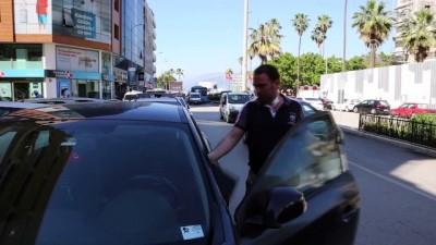 silahli saldiri - İskenderun'da silahlı saldırı: 1 yaralı - HATAY