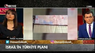 ferda yildirim - İsrail'in Türkiye planı